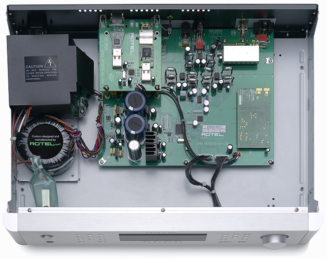 RT-1570 Internal View