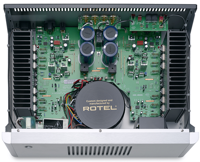 RB-1552 MKII Internal View