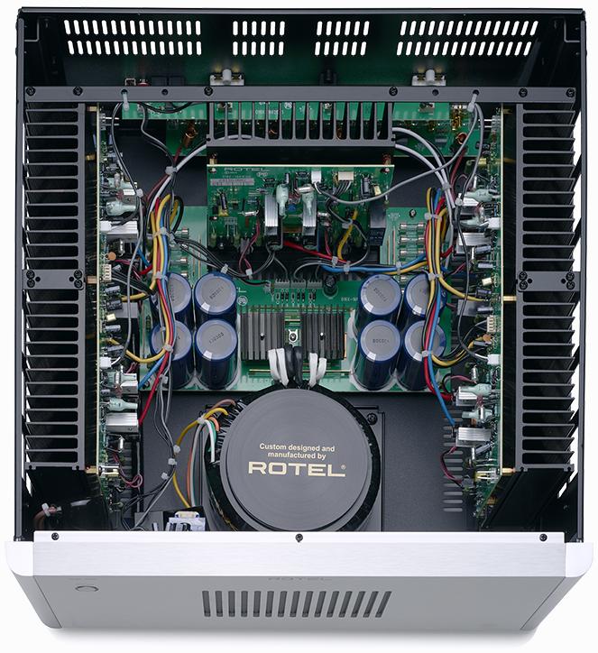 RMB-1555 Vista interne