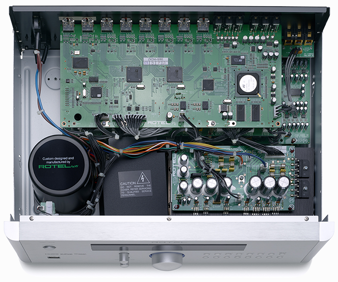 RSP-1572 Internal View