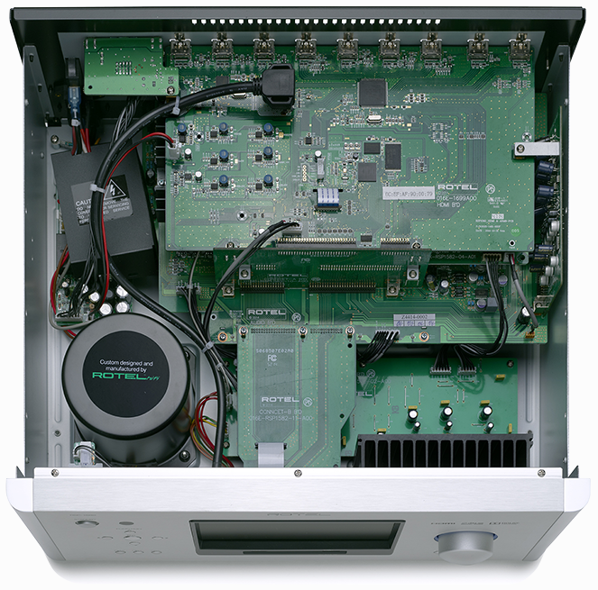 RSP-1582 Internal View