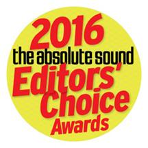 The Absolute Sound 2016 Editor's Choice Awards
